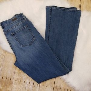 Kut from the Kloth Jessica Boot Cut Jeans